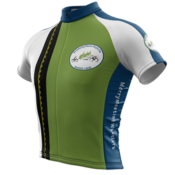Mens Merrymeeting Wheelers Cycling Jersey